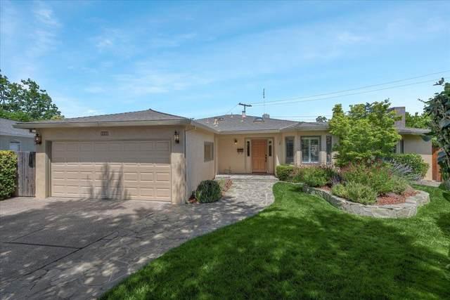 1142 Katie Ct, Mountain View, CA 94040 (#ML81849370) :: Paymon Real Estate Group