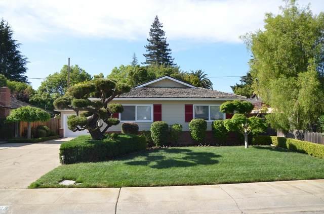 1563 Gilmore St, Mountain View, CA 94040 (#ML81849371) :: Paymon Real Estate Group
