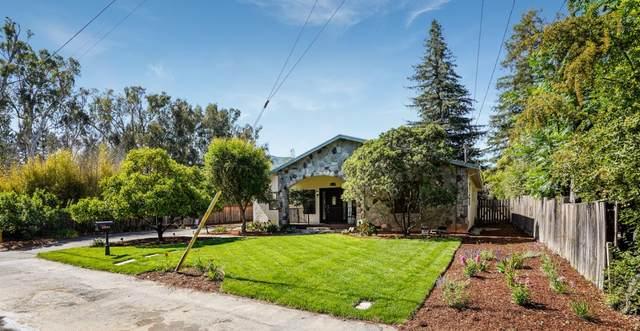16510 Topping Way, Los Gatos, CA 95032 (MLS #ML81849378) :: Compass