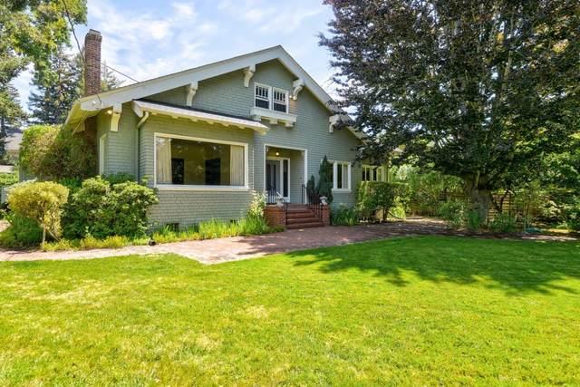 16 Maple Ave, Atherton, CA 94027 (#ML81849396) :: The Gilmartin Group