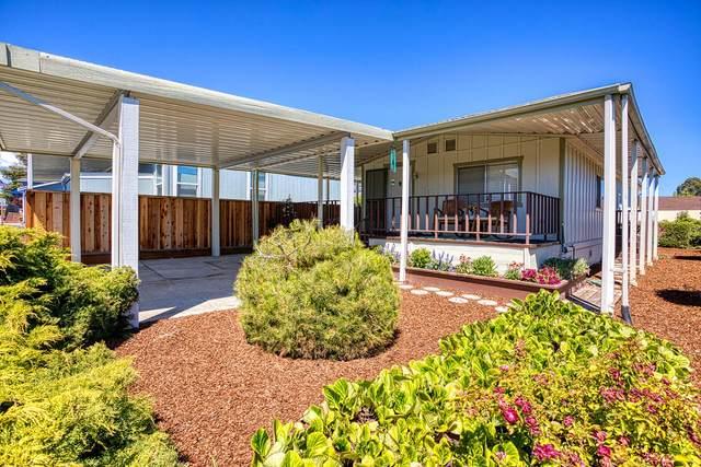 2435 Felt St 99, Santa Cruz, CA 95062 (#ML81849399) :: Strock Real Estate