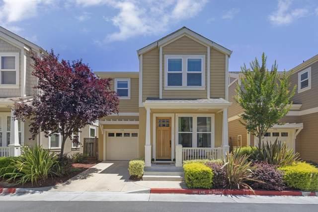 132 Creekside Village Dr, Los Gatos, CA 95032 (MLS #ML81849402) :: Compass