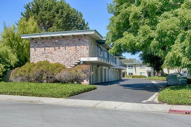 721 Rosedale Ave 3, Capitola, CA 95010 (#ML81849408) :: Schneider Estates