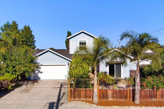 1730 Chanticleer Ave, Santa Cruz, CA 95062 (#ML81849422) :: Strock Real Estate