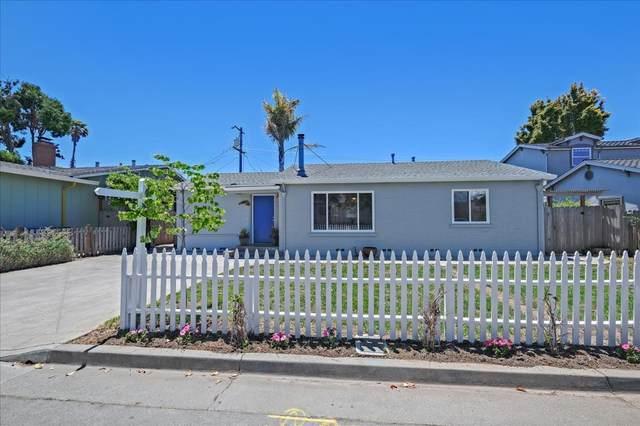 519 Gertrude Ave, Aptos, CA 95003 (#ML81849424) :: Strock Real Estate