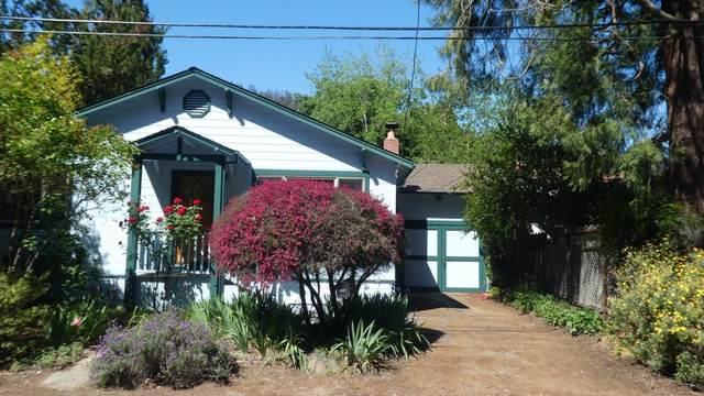 13165 Junction Ave, Boulder Creek, CA 95006 (#ML81849430) :: Strock Real Estate
