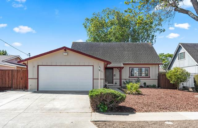 6156 Radcliffe Ave, Newark, CA 94560 (#ML81849450) :: Paymon Real Estate Group