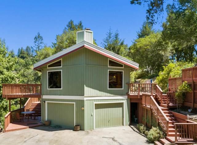 660 Granite Creek Rd, Santa Cruz, CA 95065 (#ML81849455) :: Strock Real Estate