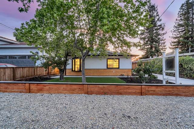 743 15th Ave, Menlo Park, CA 94025 (#ML81849463) :: Paymon Real Estate Group