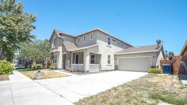 266 Cherry Blossom Ln, Patterson, CA 95363 (MLS #ML81849469) :: Compass