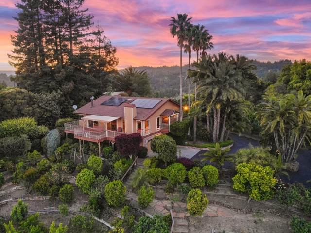 590 Rider Ridge Rd, Santa Cruz, CA 95065 (#ML81849476) :: Strock Real Estate