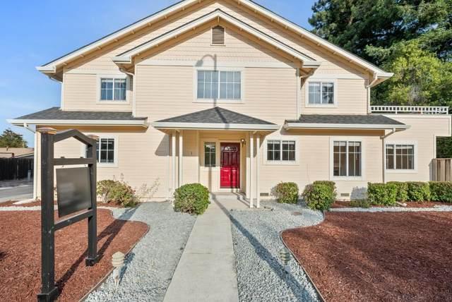 271 Sierra Vista Ave 1, Mountain View, CA 94043 (#ML81849489) :: Schneider Estates