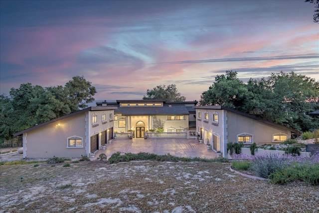 23580 Mountain Charlie Rd, Los Gatos, CA 95033 (#ML81849507) :: Strock Real Estate
