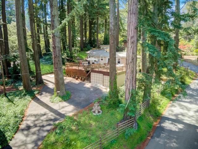 46 Skyline Dr, Woodside, CA 94062 (#ML81849523) :: The Gilmartin Group
