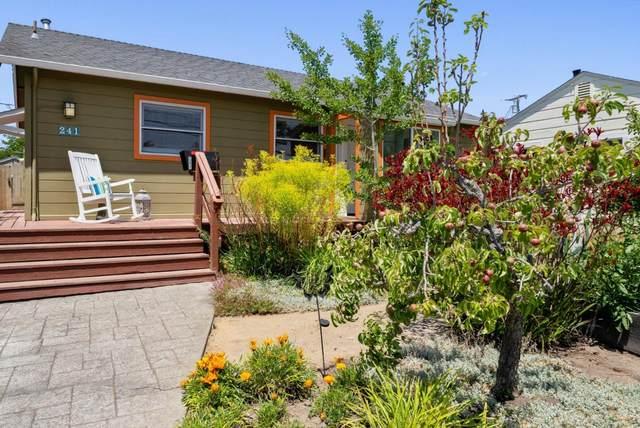 241 Trevethan Ave, Santa Cruz, CA 95062 (#ML81849544) :: The Kulda Real Estate Group