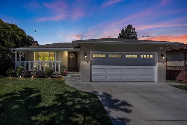 2674 Hampton Ave, Redwood City, CA 94061 (#ML81849578) :: Paymon Real Estate Group