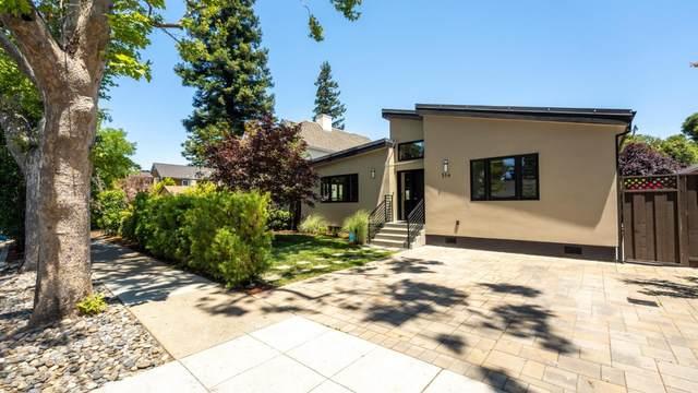 514 Laurel Ave, Menlo Park, CA 94025 (#ML81849579) :: Paymon Real Estate Group