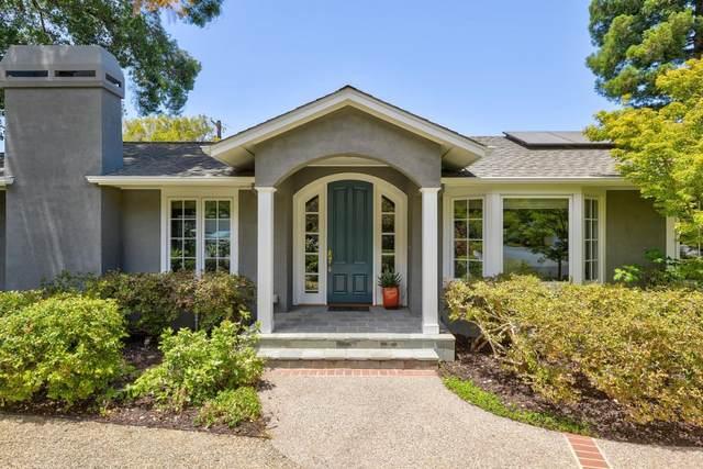 1830 White Oak Dr, Menlo Park, CA 94025 (#ML81849604) :: The Goss Real Estate Group, Keller Williams Bay Area Estates