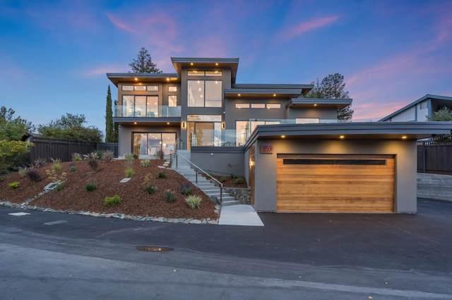 550 Lakeview Way, Redwood City, CA 94062 (#ML81849631) :: Alex Brant