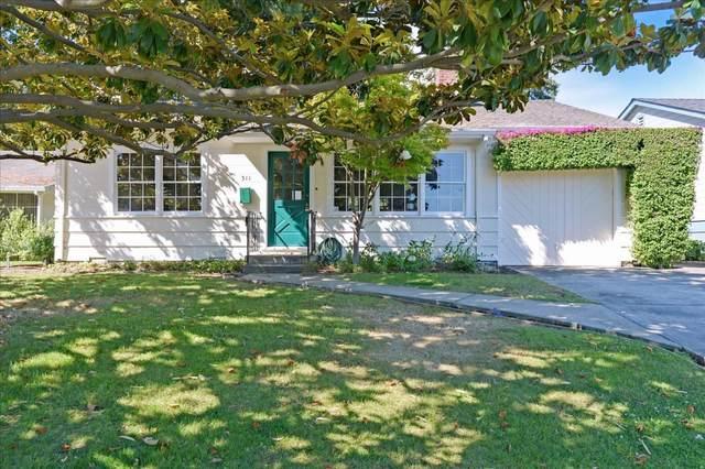311 Haight St, Menlo Park, CA 94025 (#ML81849637) :: Paymon Real Estate Group