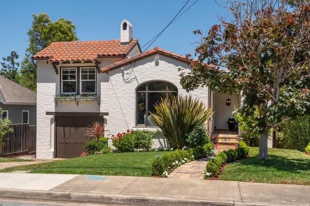 1221 Shafter St, San Mateo, CA 94402 (#ML81849641) :: The Kulda Real Estate Group