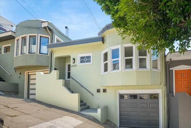 2337 25th St, San Francisco, CA 94107 (#ML81849650) :: The Goss Real Estate Group, Keller Williams Bay Area Estates