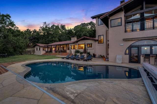170 Sunrise Dr, Woodside, CA 94062 (#ML81849654) :: Real Estate Experts