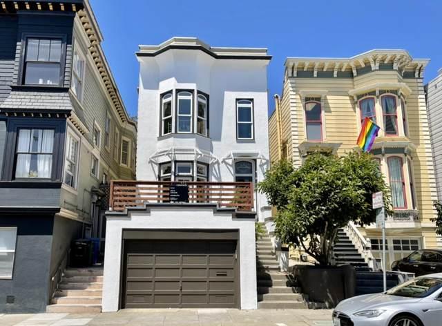 1326 Guerrero St, San Francisco, CA 94110 (#ML81849675) :: The Realty Society