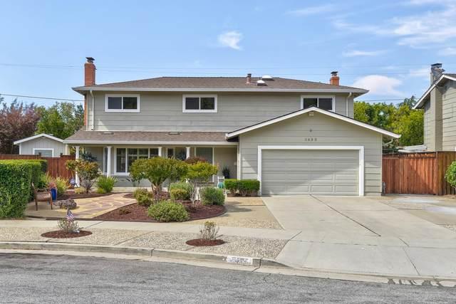 1499 Montalban Dr, San Jose, CA 95120 (#ML81849677) :: Schneider Estates