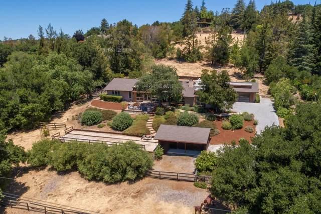 166 Sausal Dr, Portola Valley, CA 94028 (#ML81849701) :: Strock Real Estate