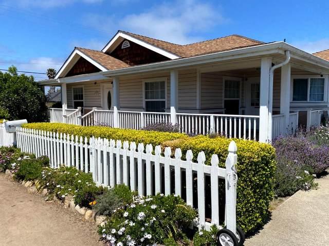 515 Francis Ave, Seaside, CA 93955 (#ML81849704) :: Schneider Estates