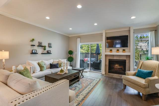 1507 Keesling Ave D, San Jose, CA 95125 (#ML81849713) :: The Realty Society