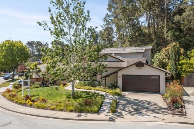 2455 Whitman Way, San Bruno, CA 94066 (#ML81849722) :: The Goss Real Estate Group, Keller Williams Bay Area Estates