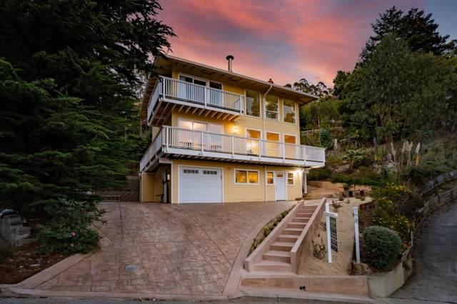 178 San Pedro Rd, El Granada, CA 94019 (#ML81849744) :: The Kulda Real Estate Group