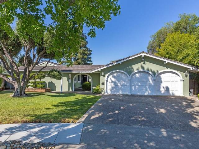 1193 Old Oak Dr, San Jose, CA 95120 (#ML81849756) :: The Realty Society