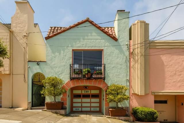 730 Avalon Ave, San Francisco, CA 94112 (#ML81849758) :: The Realty Society