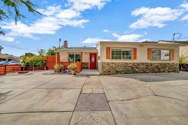3601 Kerwood Way, San Jose, CA 95127 (#ML81849781) :: Live Play Silicon Valley
