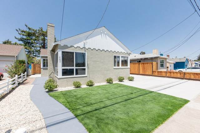 45 E Hillsdale Blvd, San Mateo, CA 94403 (#ML81849786) :: The Realty Society