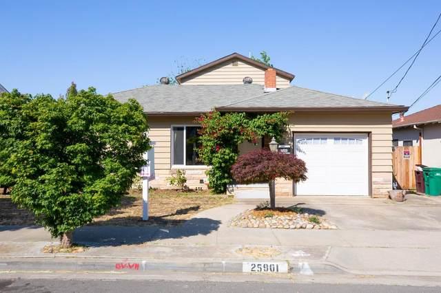 25901 Spring Dr, Hayward, CA 94542 (#ML81849801) :: Schneider Estates
