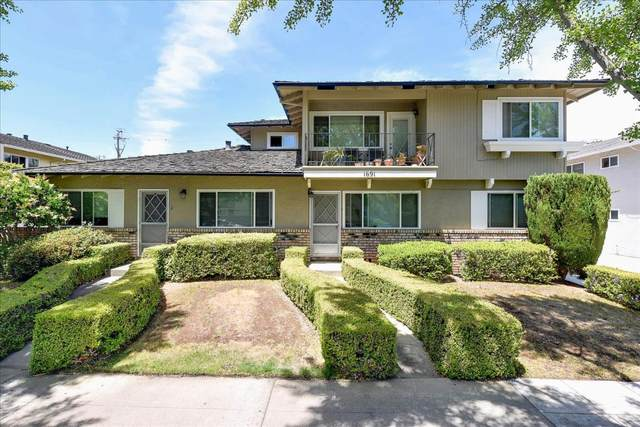 1691 Ontario Dr, Sunnyvale, CA 94087 (#ML81849807) :: The Kulda Real Estate Group