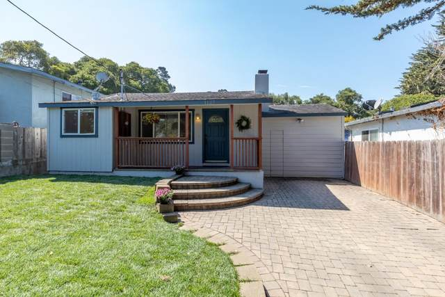 1127 Lincoln Ave, Pacific Grove, CA 93950 (#ML81849826) :: The Realty Society
