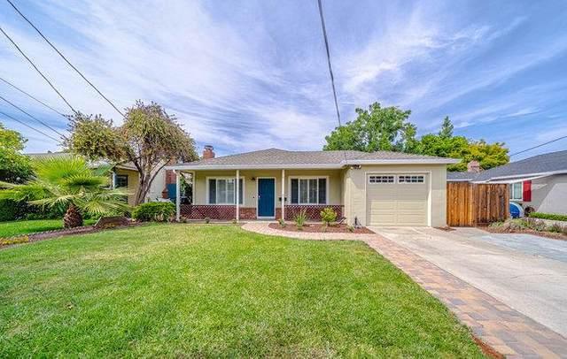 621 E Mc Kinley Ave, Sunnyvale, CA 94086 (#ML81849829) :: The Kulda Real Estate Group