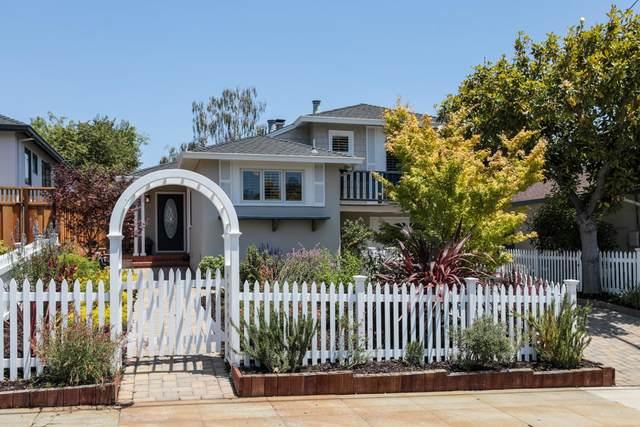 95 Hilltop Dr, San Carlos, CA 94070 (#ML81849831) :: The Realty Society