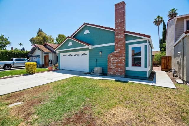 550 Lanfair Cir, San Jose, CA 95136 (#ML81849833) :: Paymon Real Estate Group