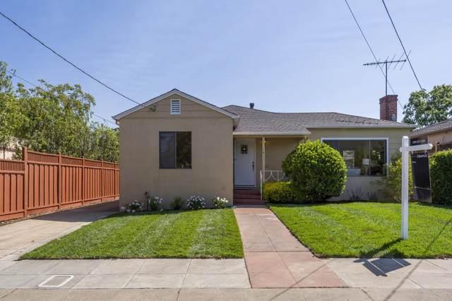 1411 Oak St, San Mateo, CA 94402 (#ML81849881) :: Paymon Real Estate Group