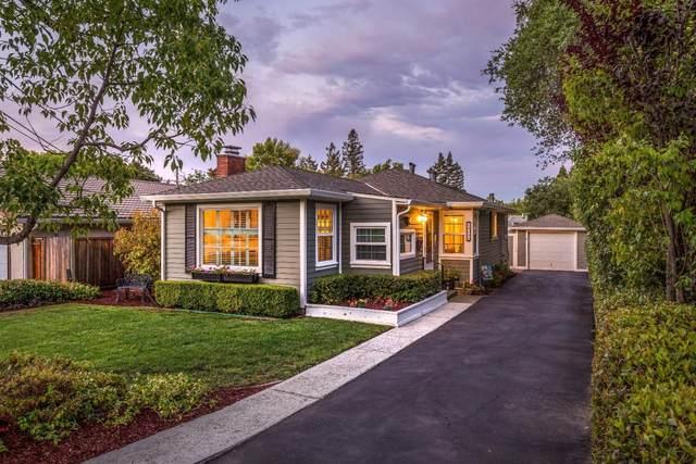 14340 Elva Ave, Saratoga, CA 95070 (MLS #ML81849888) :: Compass