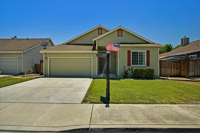 931 Peridot Ct, Hollister, CA 95023 (#ML81849895) :: Paymon Real Estate Group