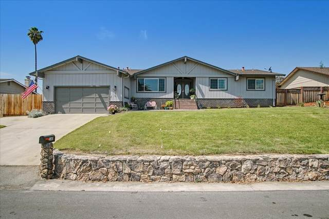 540 Donald Dr, Hollister, CA 95023 (#ML81849909) :: RE/MAX Gold