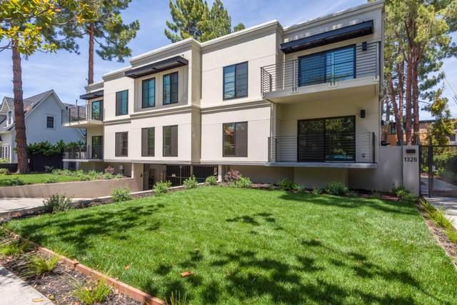 1326 Hoover St 6, Menlo Park, CA 94025 (#ML81849921) :: Intero Real Estate