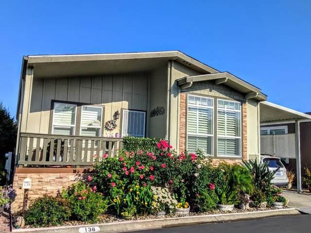 433 Sylvan Ave 138, Mountain View, CA 94041 (#ML81849922) :: The Gilmartin Group